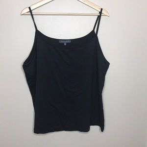 ADDITION ELLE Black Tank/camisole Size 3X